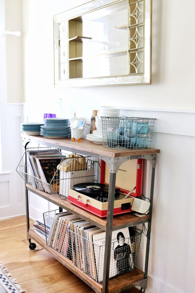 Wire Basket Bar Cart Storage.jpg