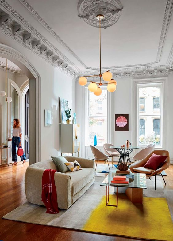 Try to future-proof your home - While none of us truly have any idea of what the future holds, when you're decorating your home, it's well worth considering where you see your life going. For example, if you're planning to start a family in the next few years, you won't want to opt for all-white walls and floors, as these aren't baby-friendly. By taking any likely lifestyle changes into account and thinking about how these could affect what you'll need from your home, you'll find that it's much easier to create a space that will suit you for years, or even decades to come.