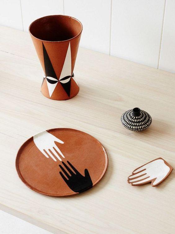 Terracotta Plate and Glass.jpg