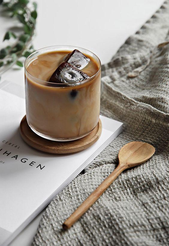 Ice Coffee on Bedding.jpg