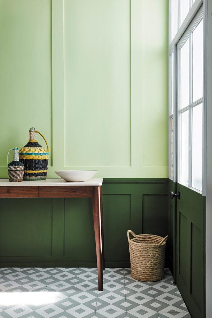 LIV for Interiors / Little Greene x The National Trust
