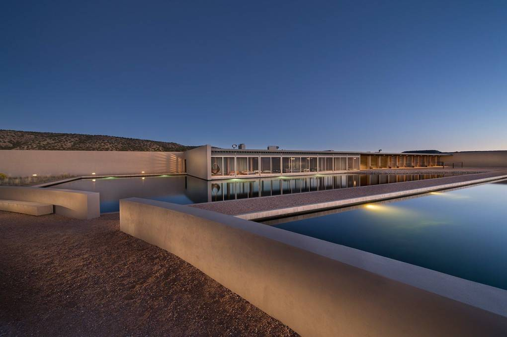 LIV for Interiors / Inside Tom Ford's New Mexico Ranch