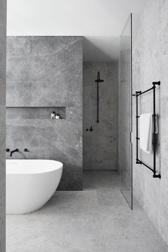 LIV for Interiors / Minimalist Concrete Interiors