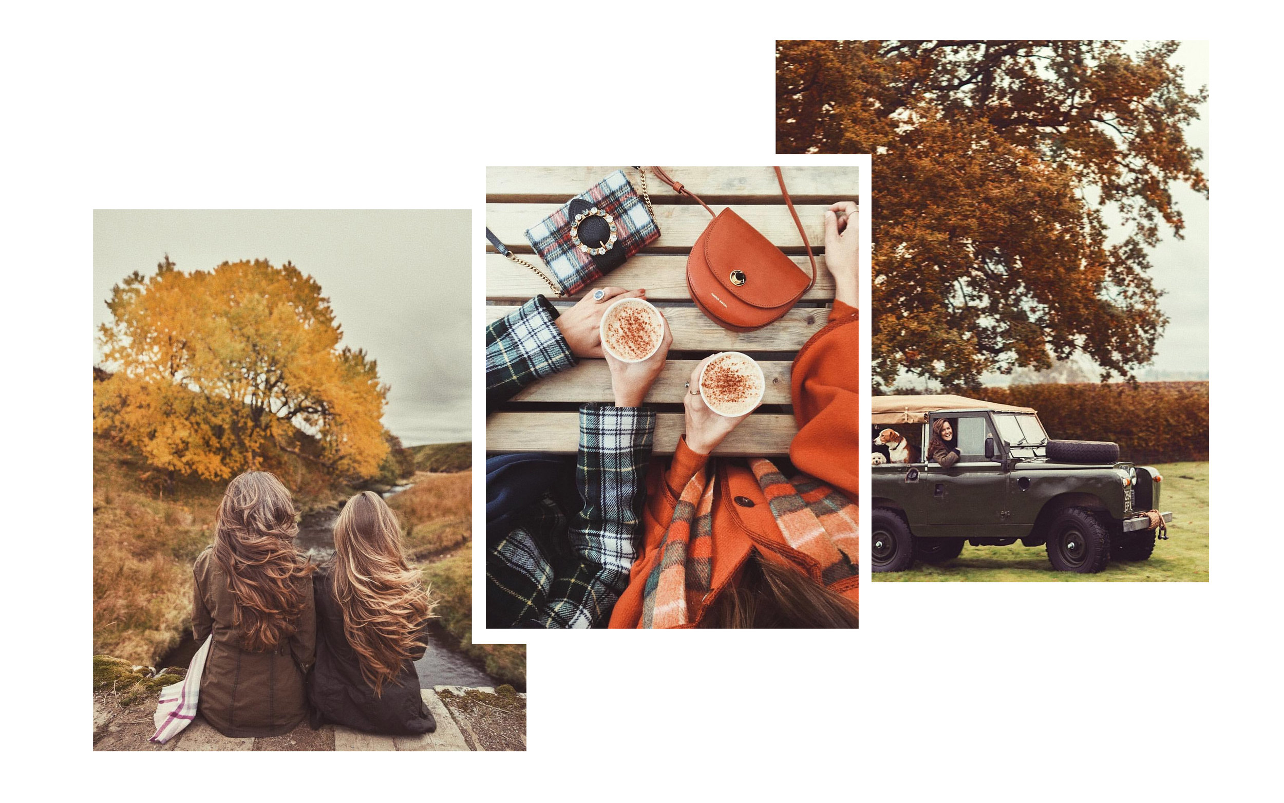 2. rosie londoner - Every time autumn rolls around, our favourite influencers fill their feeds with orange images that are evocative of that cool but cosy autumnal feeling. While 'fall' is traditionally a big deal in America – New Hampshire Road trip anyone? – Rosie's posts prove autumn is just as beautiful in the UK as it is abroad. Follow here: rosielondoner