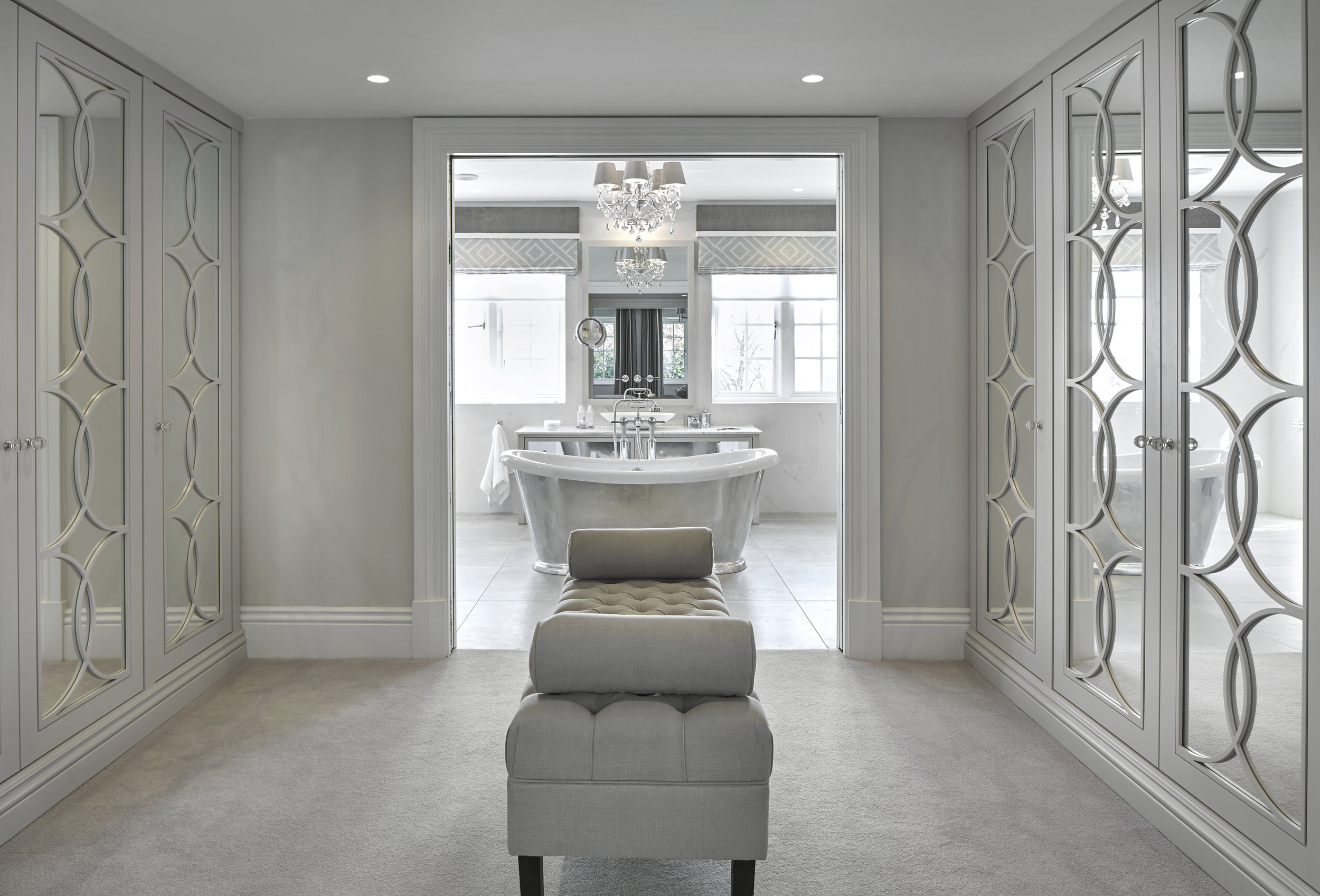 """- """"By working closely with our customers we build a detailed understanding of your design taste, personal aesthetic and storage needs. We will guide you through the design process to select the best options for you, to ensure you have a bespoke experience from design through to installation.""""- Wayne Borg, Partner, The Heritage Wardrobe Company"""