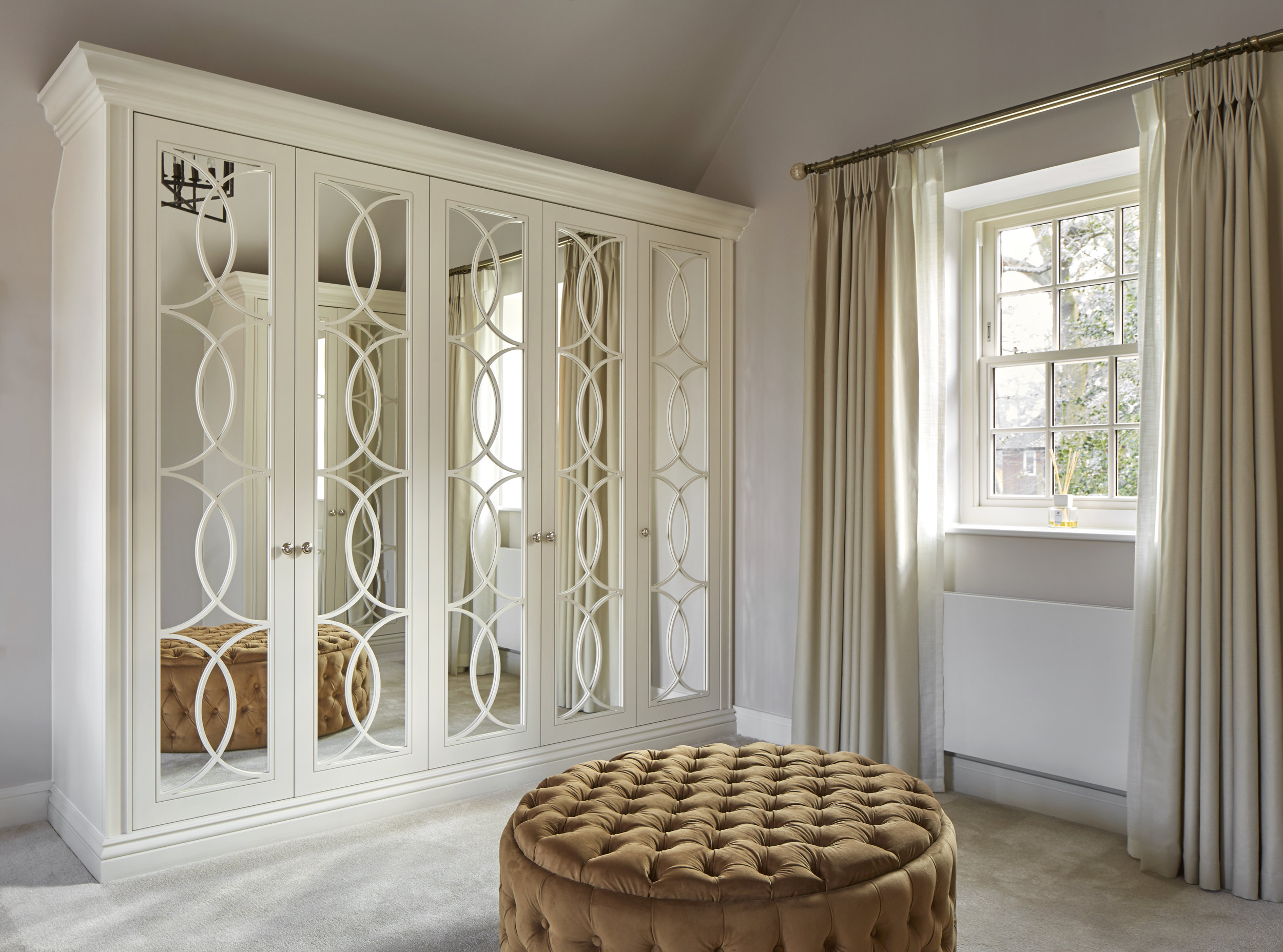 E Luxury Fitted Wardrobes - Empire Style - The Heritage Wardrobe Company.jpg