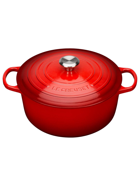 Le Creuset Signature Round Casserole Dish - up to £295