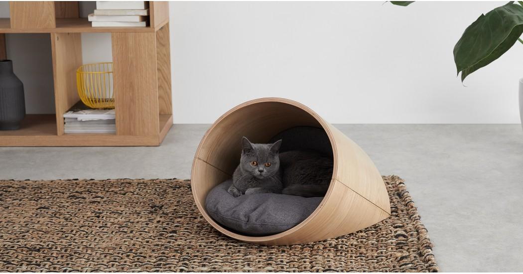 Kyali Oval Pet Bed - £99