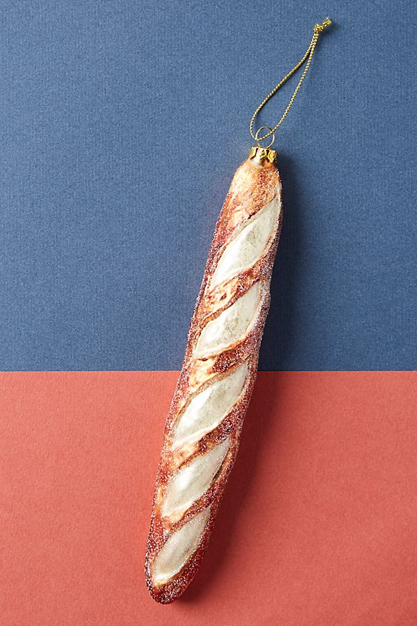French Baguette Ornament - £16