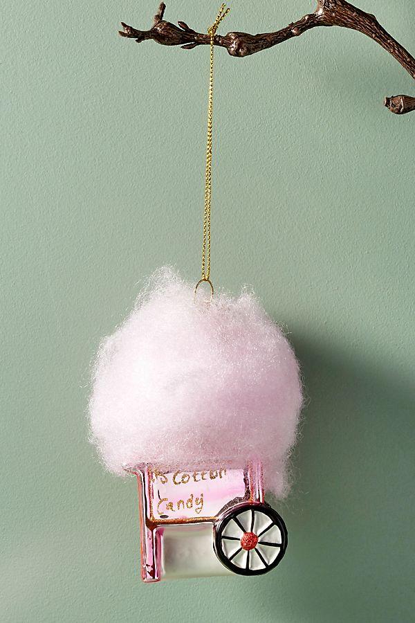 Cotton Candy Ornament - £14