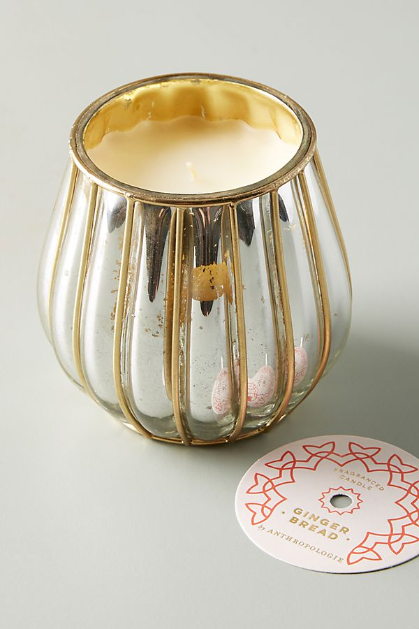 Gingerbread Cookie Candle - £28