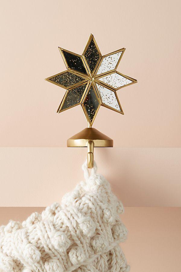 Star Stocking Holder - £36