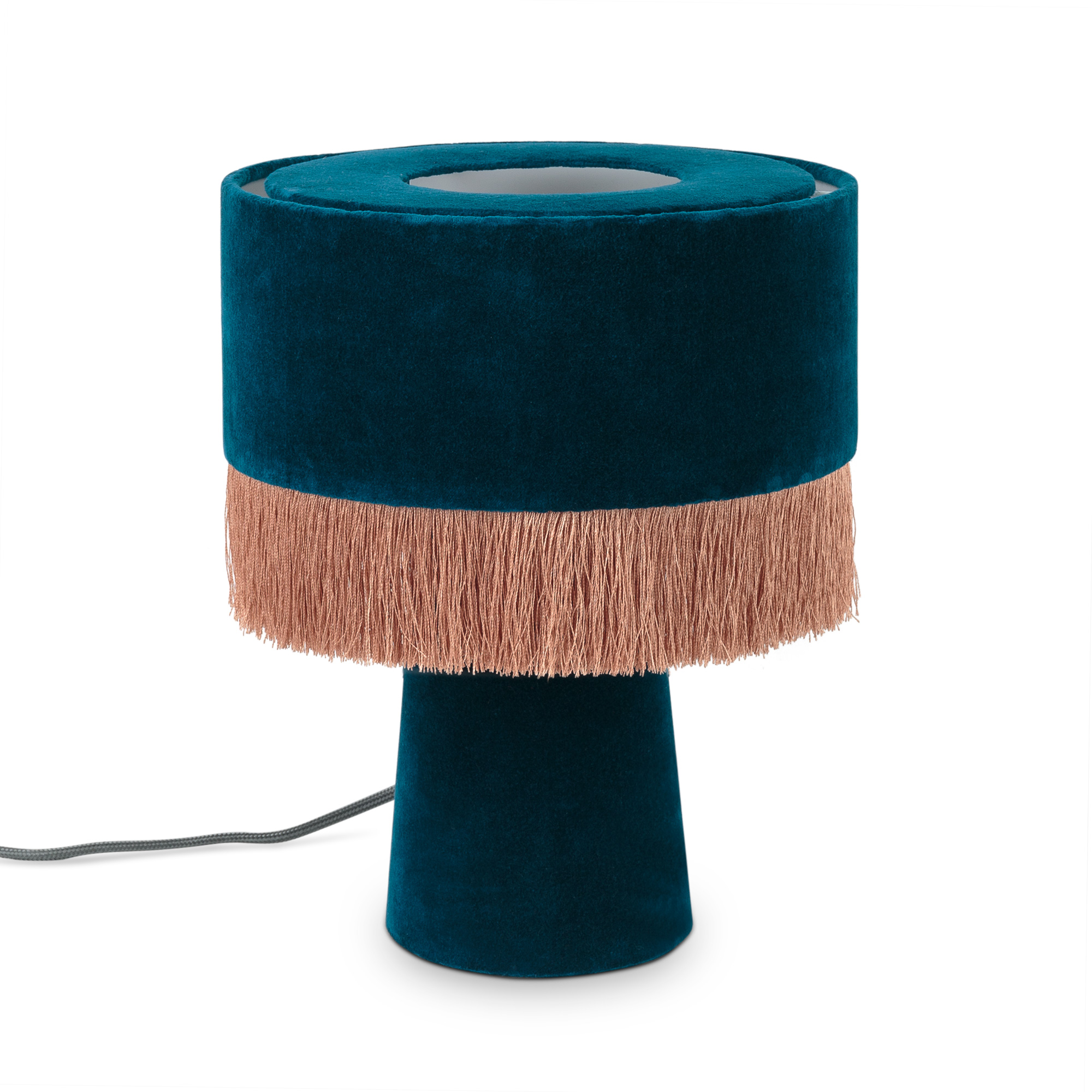 Ero Blue Table Lamp from Oliver Bonas: £65.00