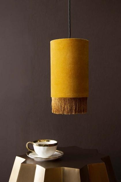 Velvet Pendant from Rockett StGeorge: £60.00