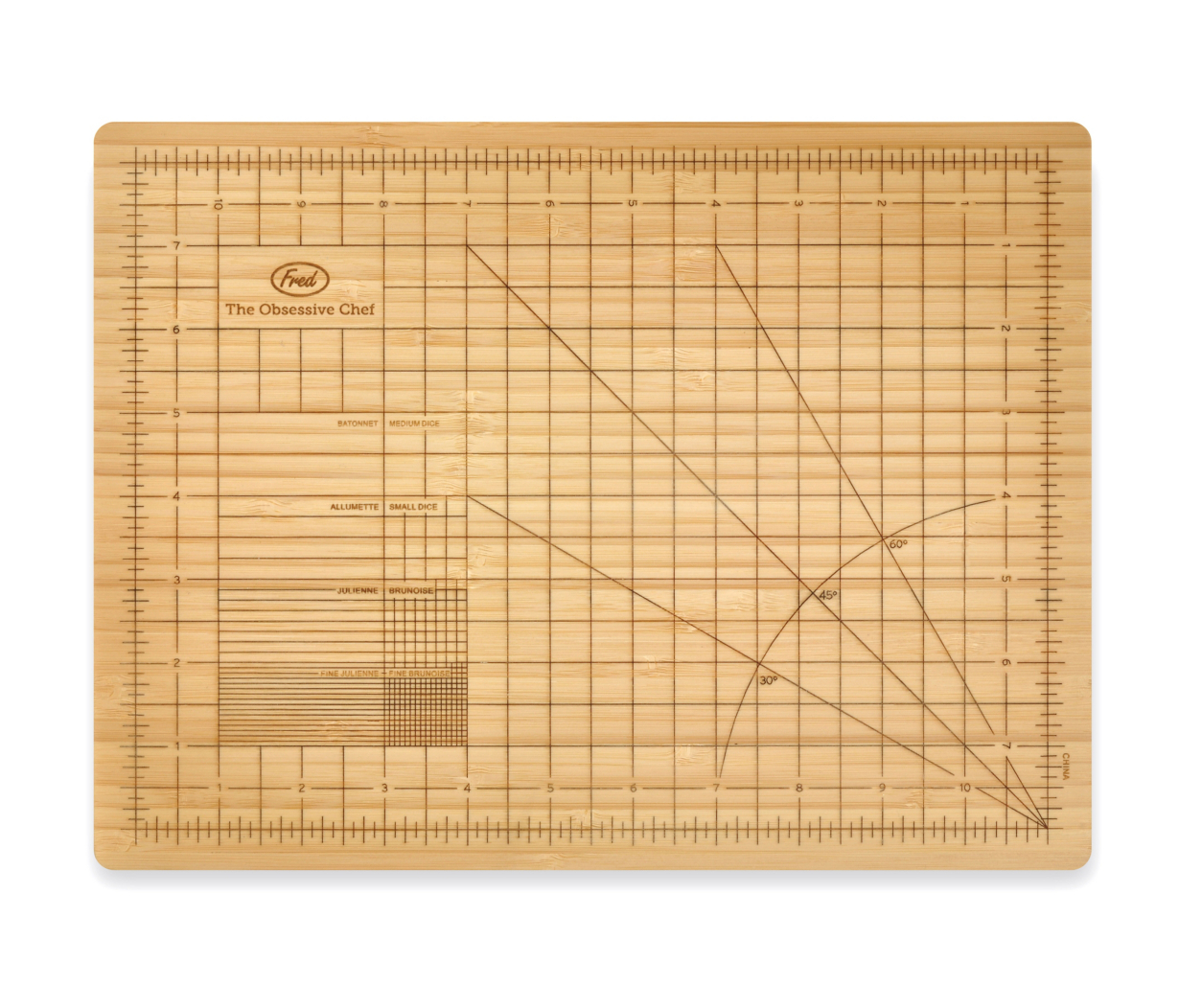 Fred The Obsessive Chef Chopping Board - £10
