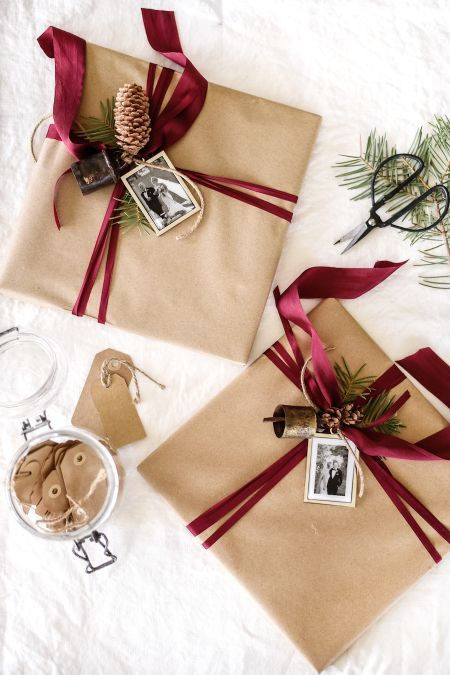 LIV for Interiors / Christmas Wrapping Guide