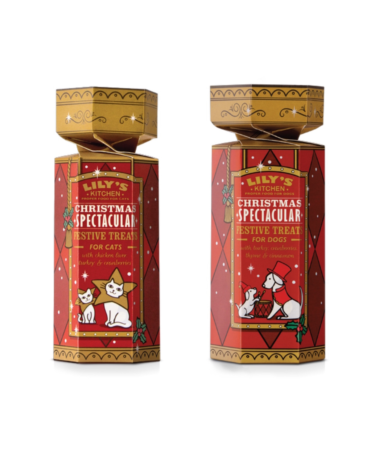 Lily's Kitchen Christmas Spectacular: from £3.49