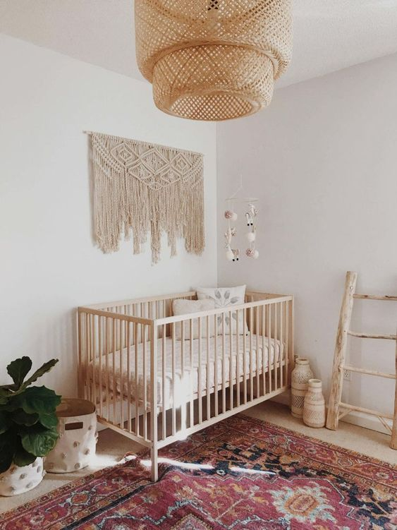 13. Rustic Nurseries - Gone are the days of baby blue or powder pink nurseries; parents are looking to add worn, rustic touches to their children's rooms. Embracing this trend means you won't have to spend money on constantly redecorating your kids' bedrooms, as it tends to be based around a neutral colour scheme.