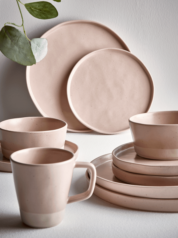 Speckled Dinnerware from Cox & Cox: from £65.00