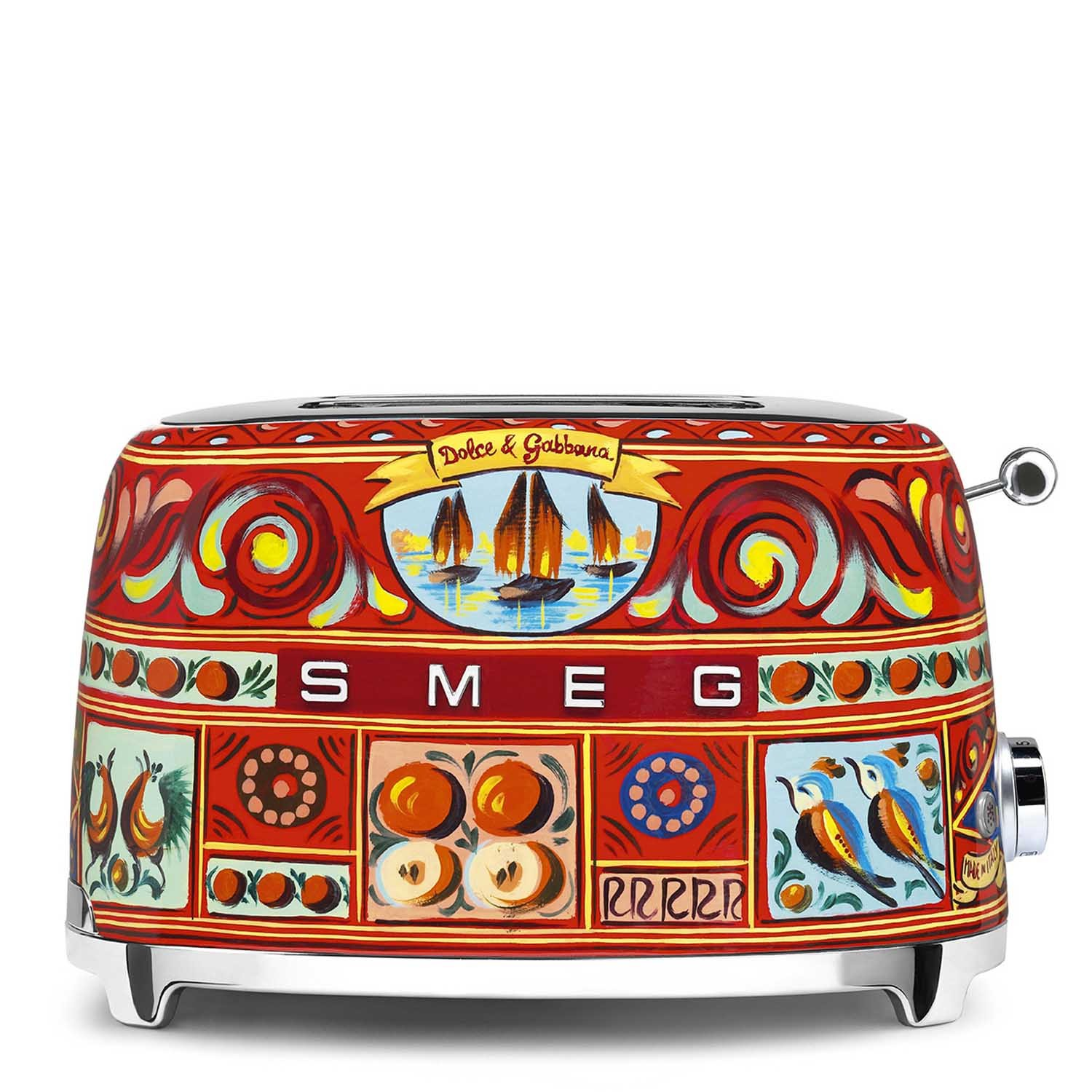 D&G for Smeg 2 Slice Toaster £499.95