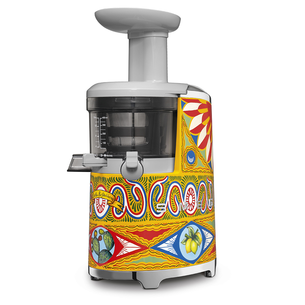 D&G for Smeg Slow Juicer £999.00