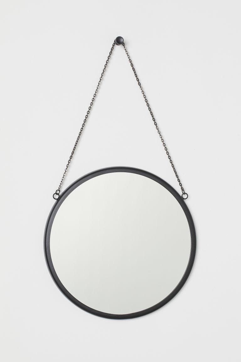 Round Wall Mirror - £17.99