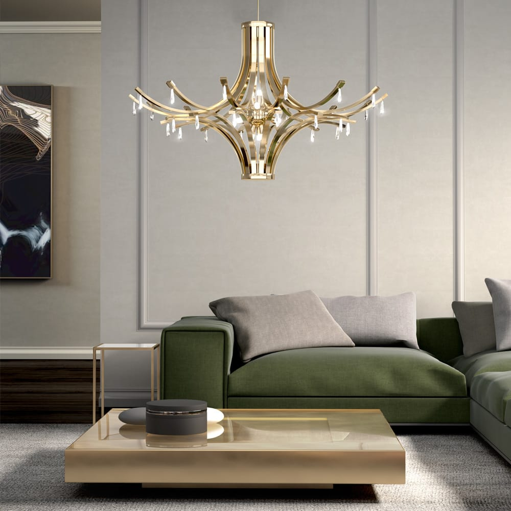 Contemporary-Gold-Plated-Chandelier-With-Swarovski-Crystal-Drops-3.jpg