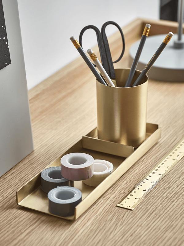 Cox & Cox - Brass Desk Set.png