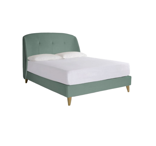 Button & Sprung Jasmine Double Bed Frame from £745