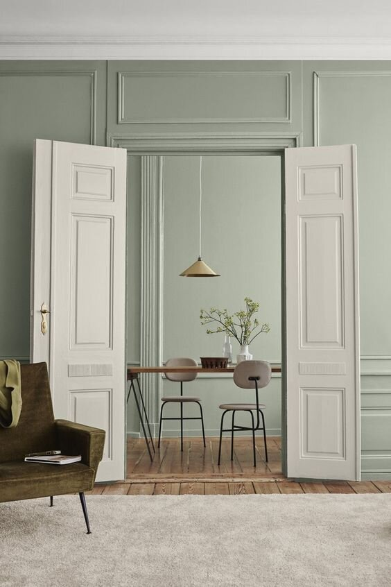 The Biggest Paint Colour Trends For 2020 Liv For Interiors