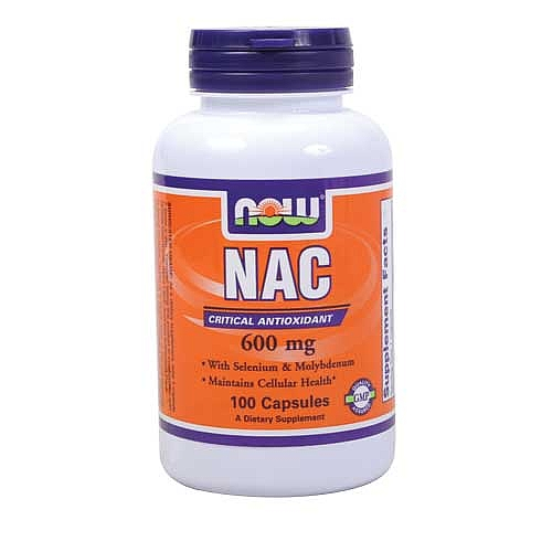 NAC 600 mg my goto supplement for the FLU, COLD and respirtory ailment