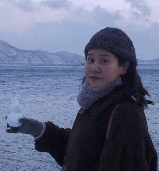 Rosie Qin   Vice-director of Cam Rivers Arts    (Bookshop & Gallery)