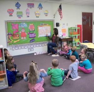 Columbia City United Methodist Church Preschool