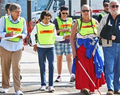Walkability Audit in Loveland