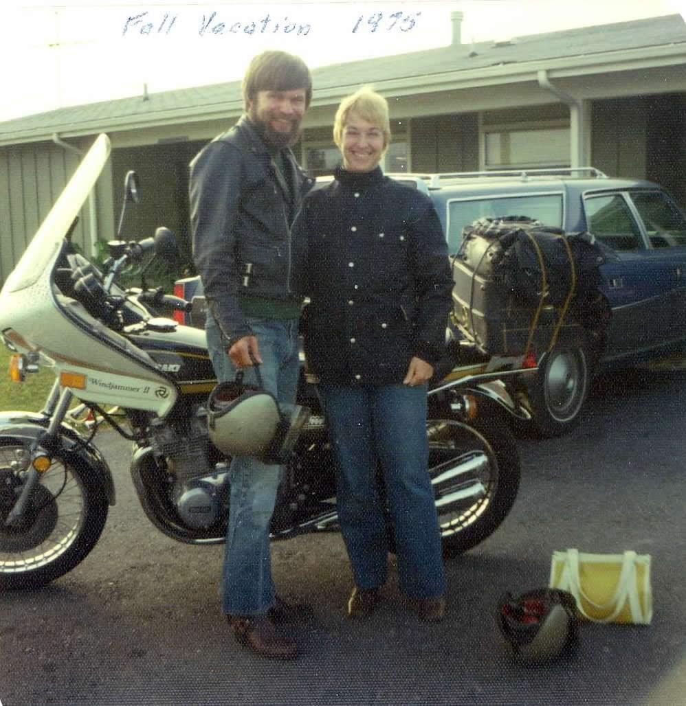 Wes & Nicki - 1975
