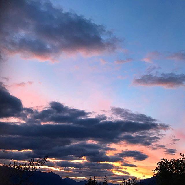 Sunset ... I remember you