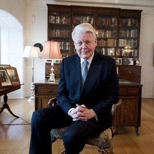 Olafur Ragnar Grimsson, Former President of Iceland and Chairman of Arctic Circle    https://earthoptimism.si.edu/calendar/summit/speakers/olafur-ragnar-grimsson   Ólafur Ragnar Grímsson was the President of Iceland for twenty years, 1996-2016; elected five times in nationwide elections. He now serves as the Chairman of Arctic Circle, which he founded three years ago with other Arctic partners. The Arctic Circle Assembly held in Iceland every October has become the largest annual international gathering on the Arctic, attended by 2000 participants from 50 countries: heads of states and governments, ministers, members of parliaments, officials, experts, scientists, entrepreneurs, business leaders, indigenous representatives, environmentalists, students, activists and others from the growing international community of partners and participants interested in the future of the Arctic. The Arctic Circle has also organized specialized Forums in other countries; so far, in Alaska, Singapore, Greenland and Quebec.  Prior to becoming President, Grímsson served as Minister of Finance, Member of Parliament, and was the first Professor of Political Science at the University of Iceland. In the 1980s and early 1990s, he was the President of Parliamentarians for Global Action, an international organization of legislators. For decades, Grímsson has been an active participant in the global climate dialogue and during his Presidency initiated and promoted clean energy projects in Asia, Africa, the Middle East, Europe, the United States and the Americas; especially using Icelandic achievements and technologies as a model. Cooperation with Sinopec has led to the largest geothermal projects in the world, building clean energy urban heating systems in a multitude of Chinese cities. He has also worked closely with Abu Dhabi in its clean energy program and is the Chairman of the Jury of the Zayed Future Energy Prize, one of the most distinguished energy prizes in the world. Grímsson serves