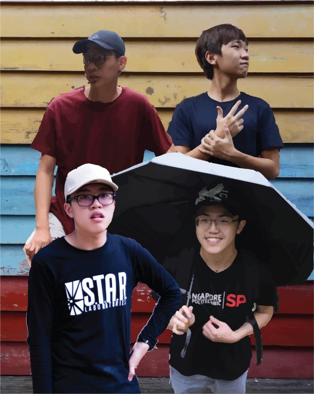 Up to You - Raynard Chai Yu Cheng,Kenny voo,Ashley Chua,Man Chun HangSingapore