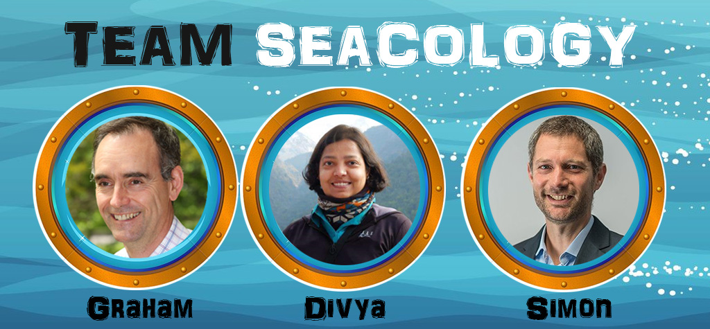 Seacology - Simon Werner,Graham Harris,Divya AdinarayananNew Zealand, Malaysia