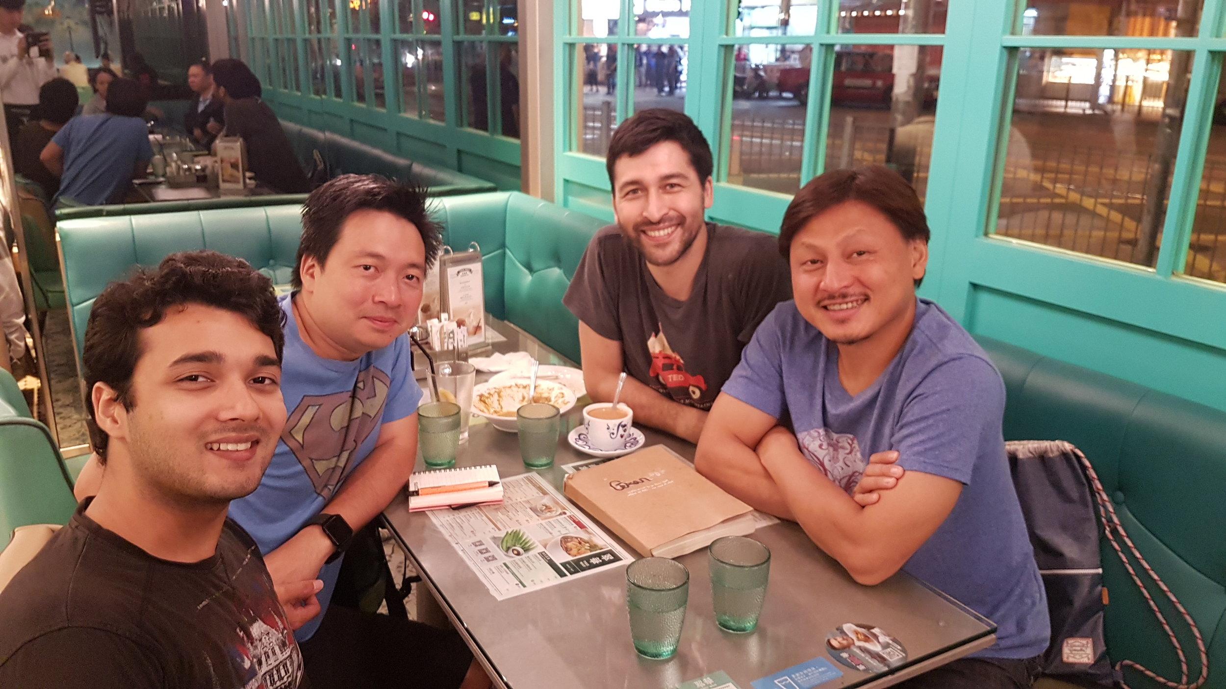 Scoutbots - Jean-Cesar HARADA,Rohak SINGHAL,Yuen Kian CHEW,Chi-Kit YUNG Hong Kong