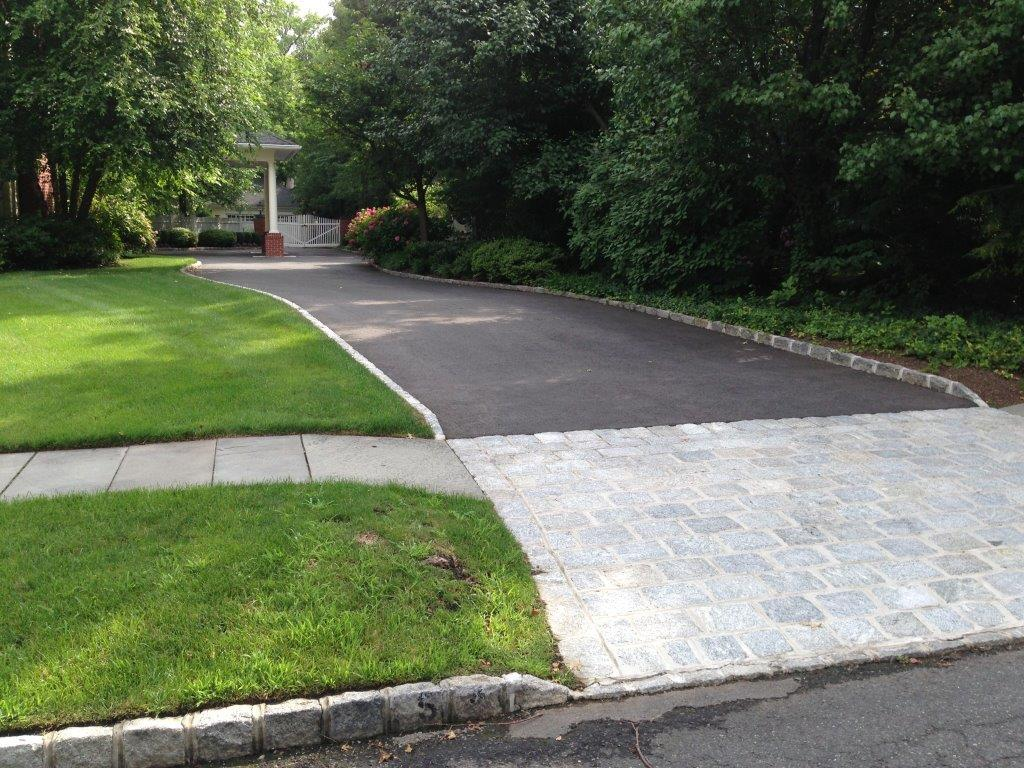 Westfield Paving and Block Apron