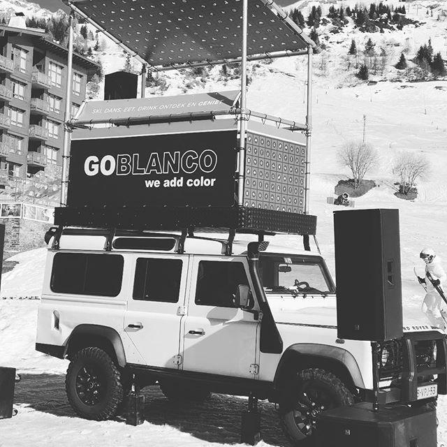 Ready for apres-ski?! . . . . .  #festival #eventdj #djlife #ontour #sharethevibe #events #pioneerdj #djbooth  #specialeffects #specialfx #FX #magicfx  #highenddj #djlifestyle #behindthescene
