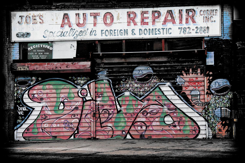 NYC Doors - 445