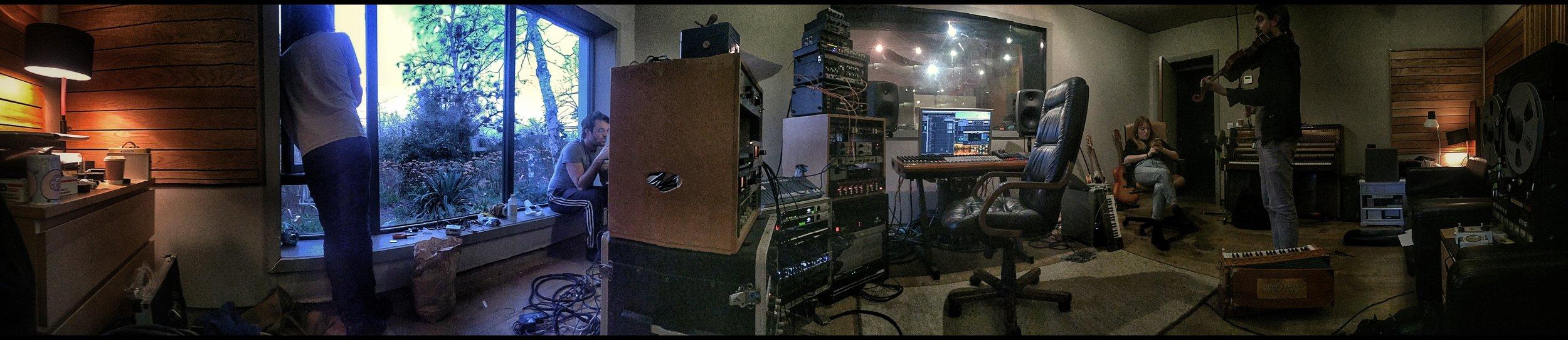 Control Room Checks…