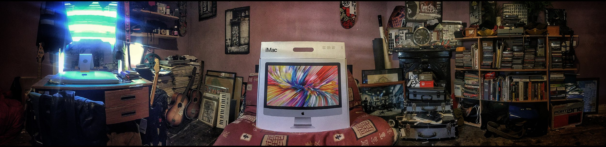 27‑inch iMac with Retina 5K display
