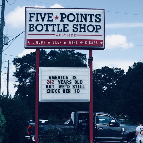 Five Points Bottle West Side