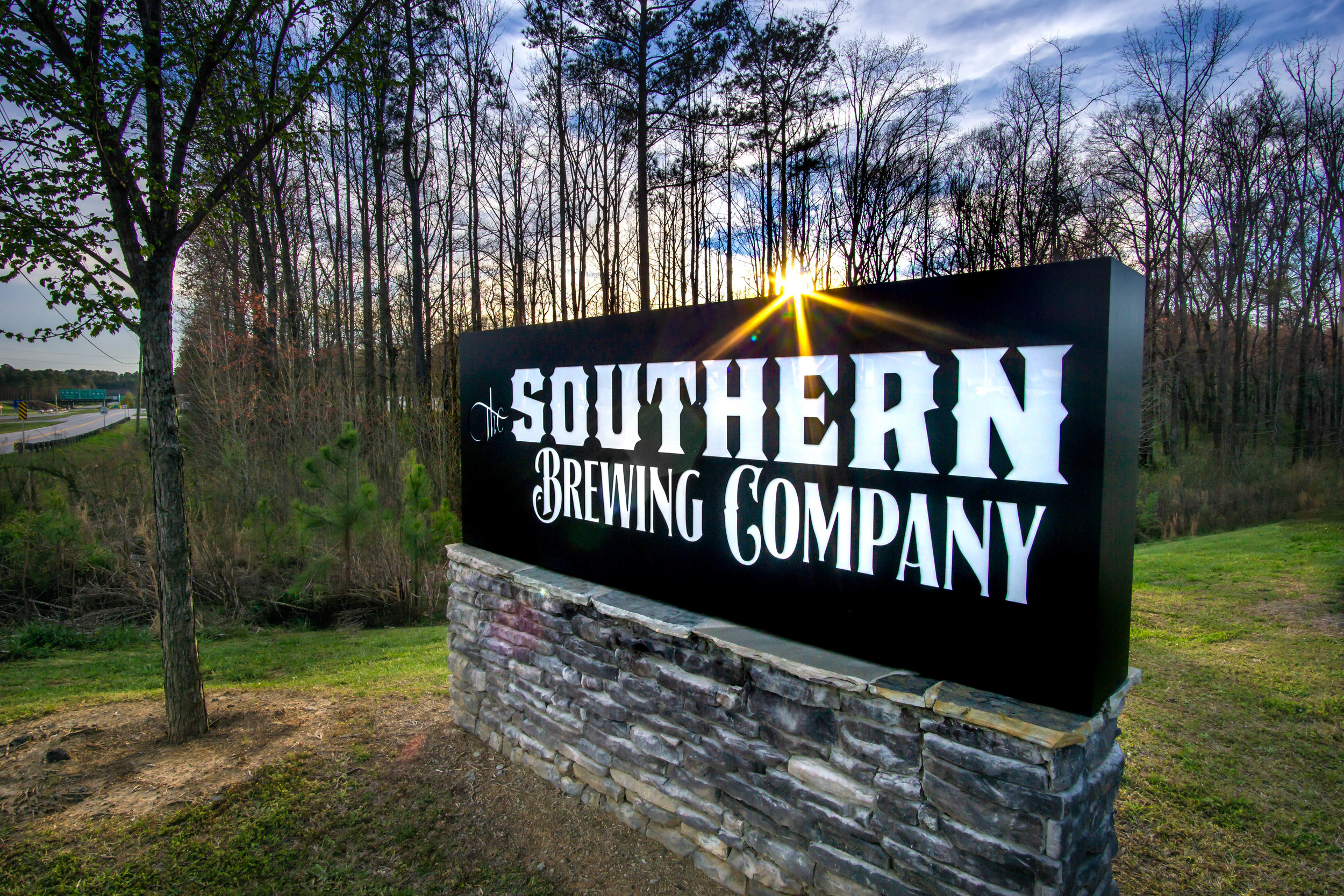 Southern Brewing Company Sign  (1 of 1).jpg