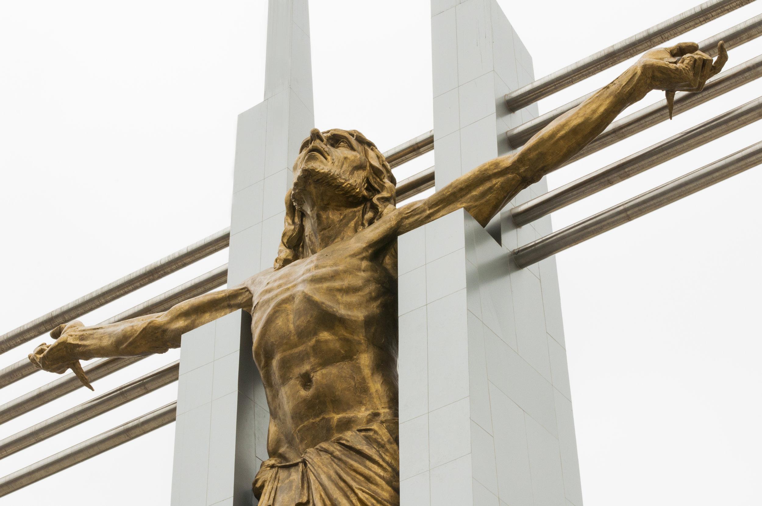 Cristo del Consuelo. Guayaquil, Ecuador.
