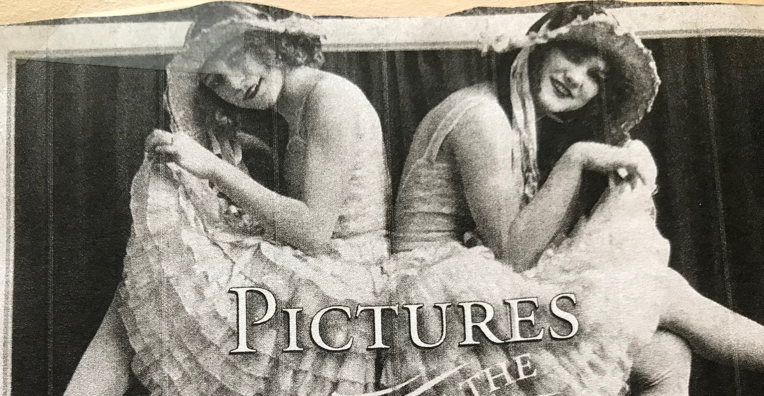 """Caption: """"My grandma Lillian Livesay (left) and her sister, Dorthy Hunter, were vaudeville dancers and actresses when their father, James Day, was an electrician working on the Panama Canal,"""" writes Sandra Packham, Monroe, Washington. """"In the mid-'20s the sisters moved to Long Beach, California for health reasons, leaving their father behind."""" - REMINISCE MAGAZINE"""