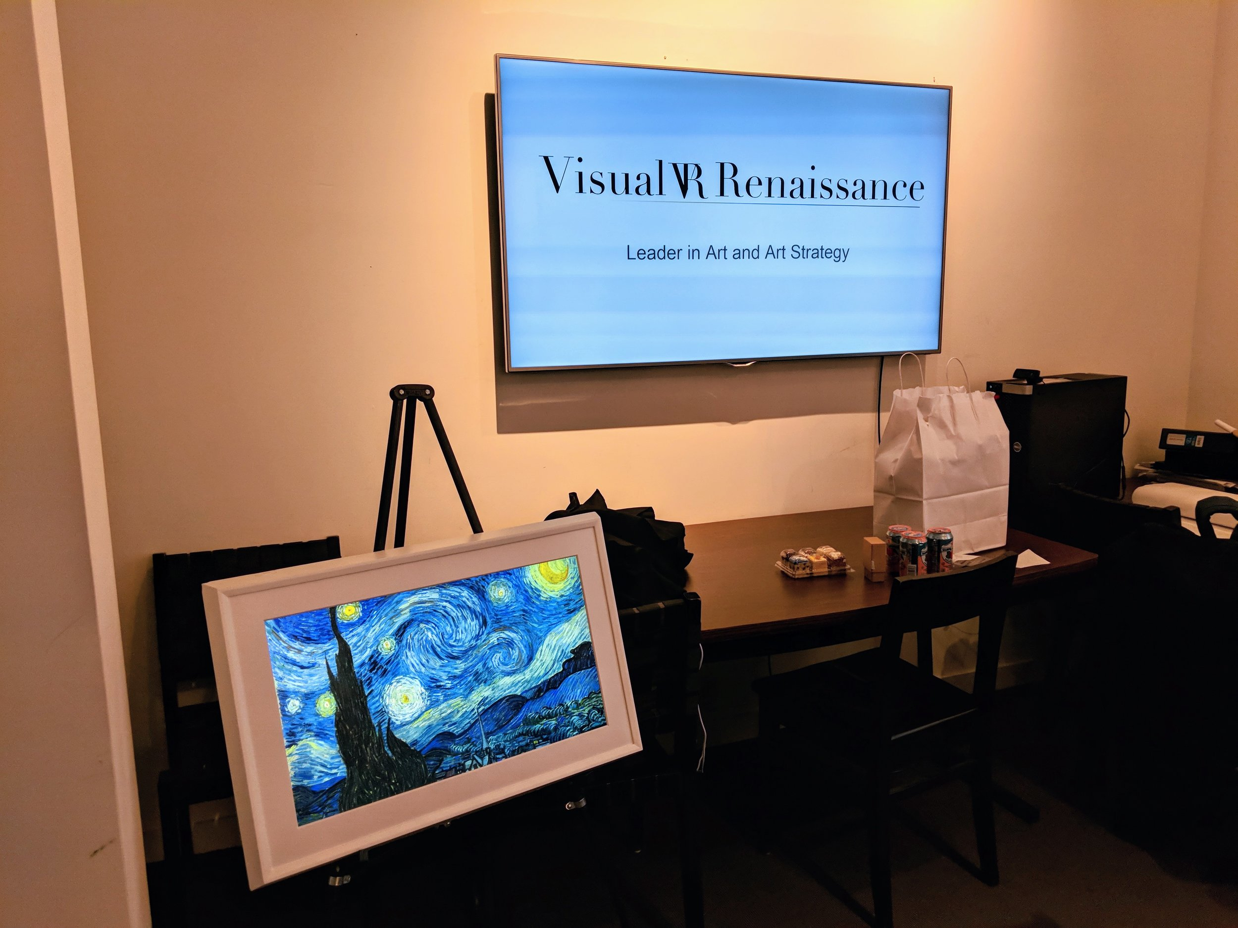 Schedule your company's presentation today! Lunch is included!